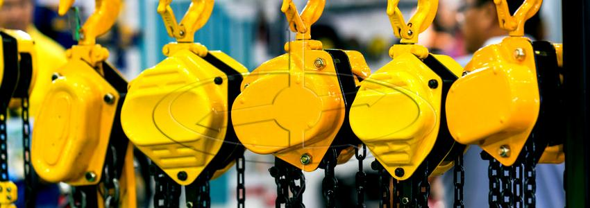 chain hoist products Mexico - chain host parts Mexico - chain hoist supplies Mexico